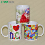 Freesub 11oz Sublimation Mug Coated Ceramic Mug