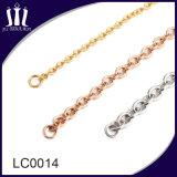 高品質の宝石類の金の人の吊り下げ式のネックレス