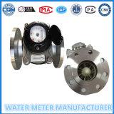 Medidor de água destacável Dn50-Dn300 do aço inoxidável de Dn65mm