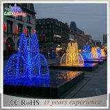 Neue LED dekorative Brunnen-Lichter der im Freienfeiertags-Motiv-Dekoration-