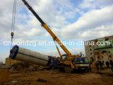 SaleのためのMobile 40トンのConcrete Batching Plant
