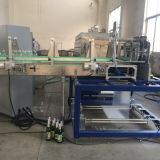 Les boissons mettent les machines thermo d'emballage en papier rétrécissable (WD-150A L le type)