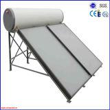 Não calefator de água solar evacuado da câmara de ar do laço aberto da pressão