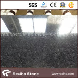 Lastra Polished nera Polished del granito dell'Angola