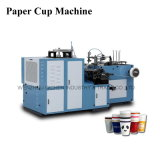 Tasse de papier Pe-Enduite de côté simple formant la machine (ZBJ-H12)