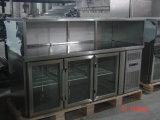 Дверь 3 стекел под встречным холодильником (GN3100TNG)