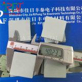 Carboneto do silicone da isolação térmica da alumina cerâmico