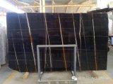 Interior WallのためのNoir Aziza Marble Slab