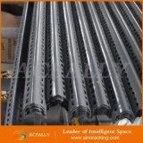 Mensola d'acciaio del garage della cremagliera del metallo resistente
