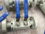 Soupape de Flange&Flange Dbb d'injection