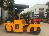 도로 롤러 공장 3 톤 강철 바퀴 진동하는 롤러 (YZC3A)
