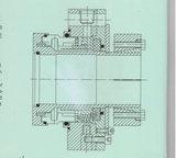 Selo mecânico não padronizado para a indústria petroquímica (HT1)