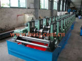 228.6mm Galvanized Scaffolding Steel Plank Roll Forming Production Machine Tailandia