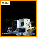 Modelos arquitectónicos/modelo bonito da casa de campo/modelo do edifício/modelo do apartamento/todo o tipo da manufatura dos sinais