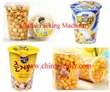 Macchina di riempimento di sigillamento della tazza del popcorn automatico