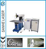 経路識別文字のためのセリウムのレーザ溶接の溶接工機械、ロゴ、表記
