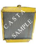 Бульдозер Shantui SD16 SD16L разделяет высокое качество 16y-03A-03000 чем первоначально Assy радиатора