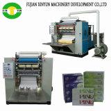 Preiswerter Preis-bestes Qualitätsabschminktuch-Papiermaschinen-Full Auto-Gerät