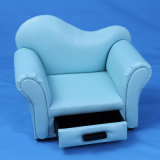 Mobília das crianças/sofá da gaveta/cadeira para trás curvados do armazenamento (SF-29-02)