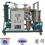 Macchina resistente al fuoco di depurazione di olio del nuovo di tecnologia di vuoto estere del fosfato