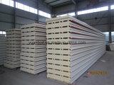 Construcción de edificios de acero prefabricada para la oficina y los almacenes del almacén del taller