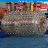 Rodillo de encargo del agua de la venta de la rueda caliente de Zorb