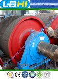 Belt Conveyor (dia. 1250mm)를 위한 뒤떨어진 Pulley 또는 Steel Pulley/Pulley