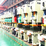 Tipo máquina de la manivela del marco de C de la prensa