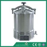 Esterilizador cilíndrico horizontal médico del vapor de la autoclave de la presión