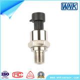 Sensor de la presión de agua del aire del protocolo Ss316 de Spi/I2c/0.5-4.5V/4~20mA, precio de fábrica profesional