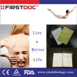 Directo de fábrica de proveedores de China Back Pain Relief, Calefacción Parches Parches del dolor