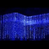 결혼식 훈장을%s 2X1m LED 커튼 빛
