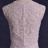 Шарики Tulle шнурка с платьями венчания Mermaid куртки (TM-mm140)