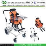 Sedie a rotelle infantili di paralisi cerebrale della strumentazione di terapia fisica