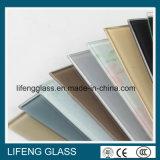 Silk Bildschirm-Drucken-verschiedene Farben-ausgeglichenes Glas für Splashback