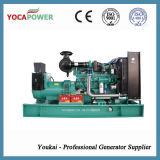 고품질 Cummins Engine 300kw/375kVA 힘 열려있는 디젤 엔진 발전기 세트