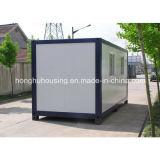 Diseño movible de la casa de la casa prefabricada flexible del envase
