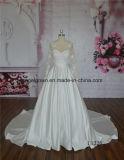 Robe de mariage nuptiale de bal d'étudiants