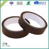 Nastro professionale dell'isolamento del PVC di colore del nero di vendita della fabbrica