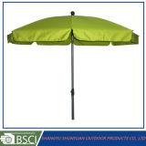 Напольный круглый зонтик нашивки пляжа Sunbrella (SY2502)