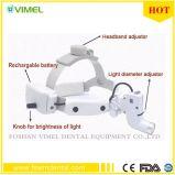 Alto LED faro dentale del Magnifier del faro della lente di ingrandimento chirurgica
