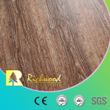 비닐 Plank 8.3mm E0 HDF Parquet Oak Waxed Edge Laminated Wooden Flooring