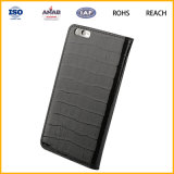 Случай кожи бумажника бумажника Smartphone вспомогательного оборудования мобильного телефона ввоза