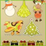 すべての種類の子供のクリスマスの防水壁のステッカー