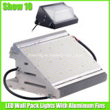 Energie - besparing 80 Watt LED Wall Lamp Fixture voor Replacing 250 Watt HQI Lamp