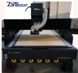 Máquina de gravura do CNC com o parafuso dobro da esfera
