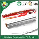 Roulis lourd de papier d'aluminium