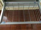 옷장 기계설비 세탁물 저장 금속 와이어 바구니 서랍