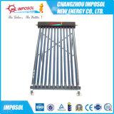 Calentador de agua solar de la presión integrada de la alta calidad con cobre