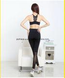 La forma fisica delle donne di alta qualità ansima i pantaloni di allenamento delle ghette di yoga